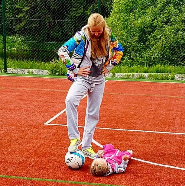 Татьяна Навка Фото (Tatyana Navka Photo) русская спортсменка, фигуристка / Страница - 6