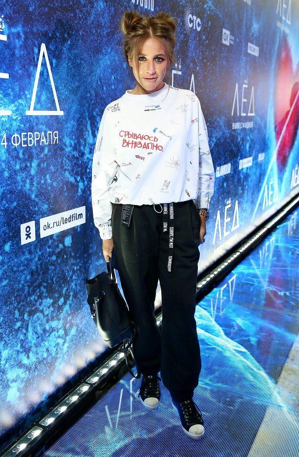 Юлия Барановская Фото - экс-жена футболиста Андрея Аршавина