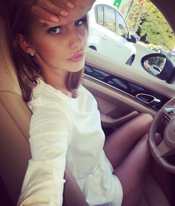 Валерия Соколова Фото (Valeriya Sokolova Photo) русская модель из Пензы