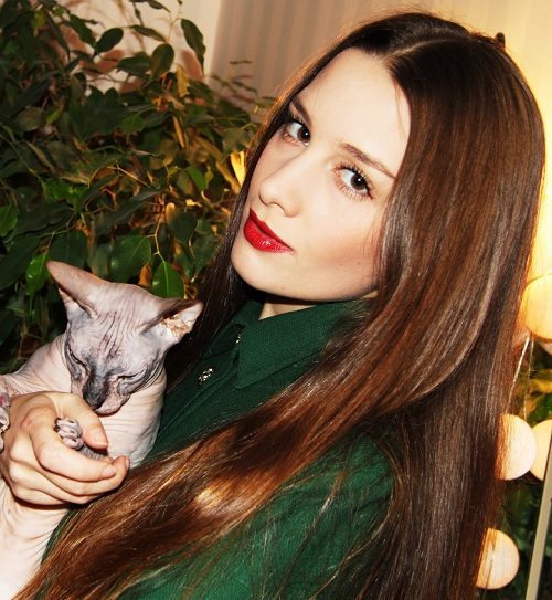 Варвара Щербакова Фото (Varvara Sherbakova Photo) русская актриса / Страница - 2