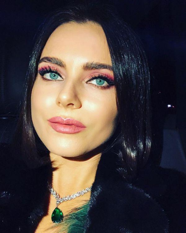 Вика Крутая Фото (Vika Krutaya Photo) русская певица, дочка Игоря Крутого