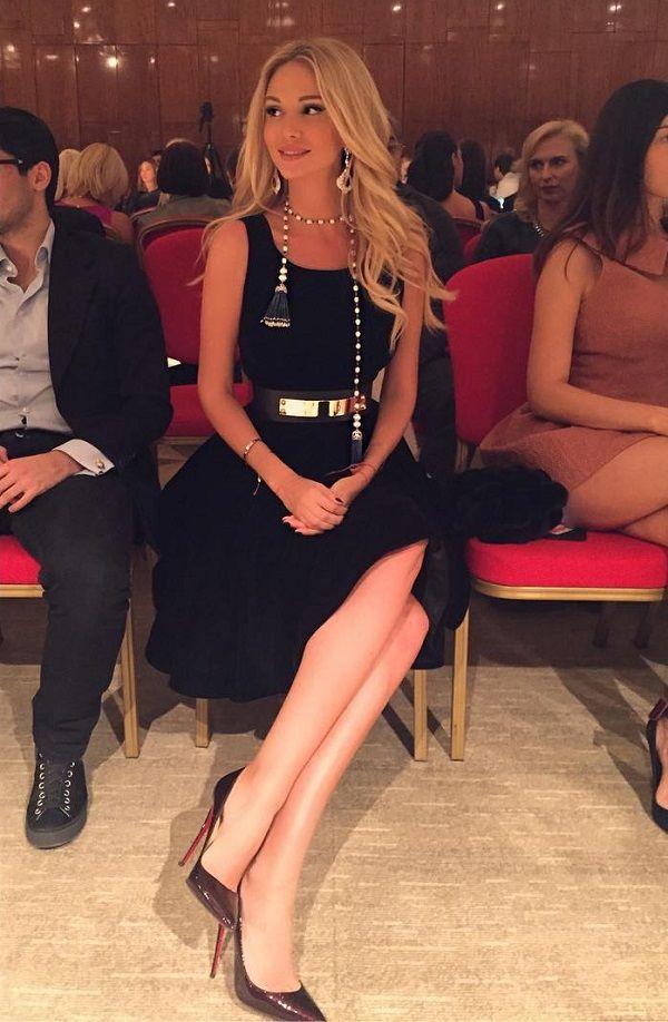 Виктория Лопырева Фото (Viktoriya Lopireva Photo) русская модель, телеведущая / Страница - 6