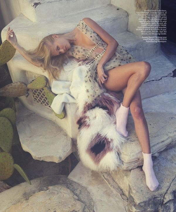 Вита Сидоркина (Vita Sidorkina) Фото - модель из России / Страница - 6