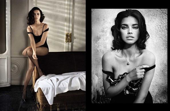 Adriana Lima Photo (Адриана Лима Фото) модель Victorias Secret / Страница - 6