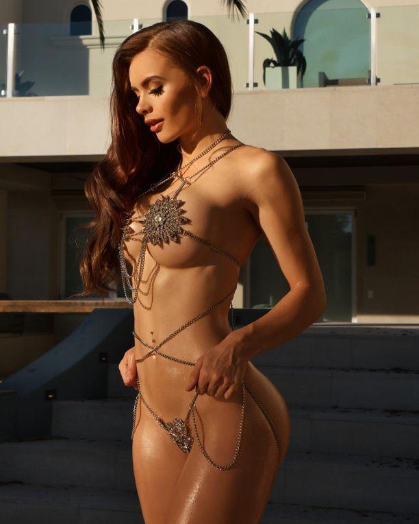 Эллисон Паркер (Allison Parker) Фото - девушки с большой грудью / Страница - 3