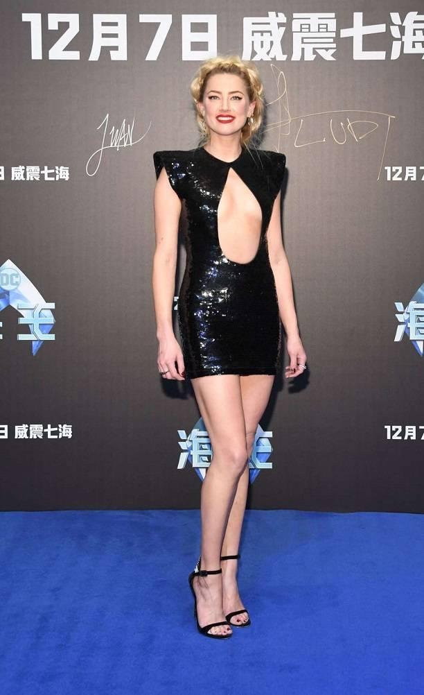Amber Heard Photo (Эмбер Хёрд Фото) американская актриса, подружка Джонни Деппа / Страница - 2