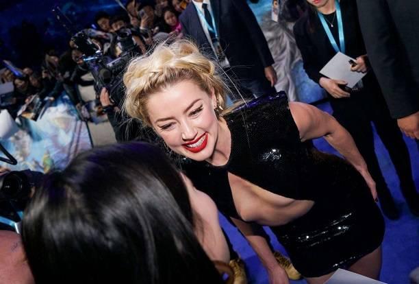 Amber Heard Photo (Эмбер Хёрд Фото) американская актриса, подружка Джонни Деппа / Страница - 4