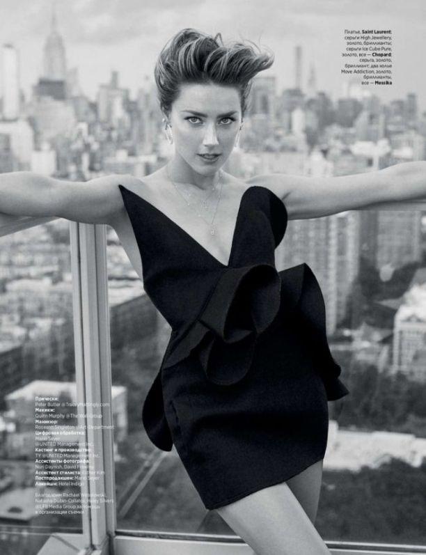 Amber Heard Photo (Эмбер Хёрд Фото) американская актриса, подружка Джонни Деппа / Страница - 7