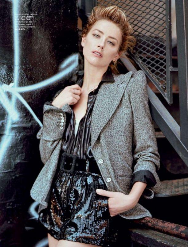 Amber Heard Photo (Эмбер Хёрд Фото) американская актриса, подружка Джонни Деппа / Страница - 8