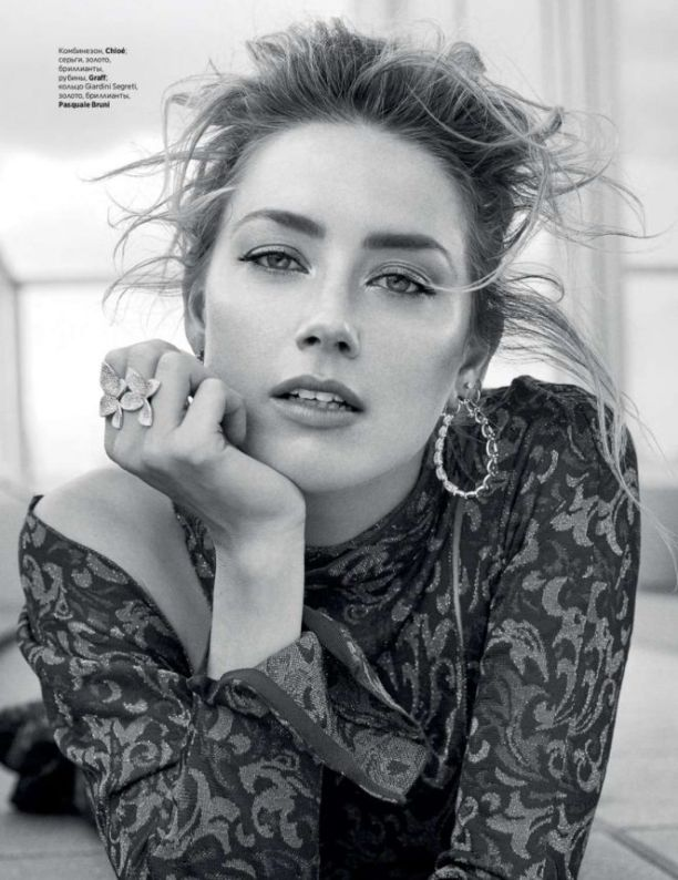 Amber Heard Photo (Эмбер Хёрд Фото) американская актриса, подружка Джонни Деппа / Страница - 9