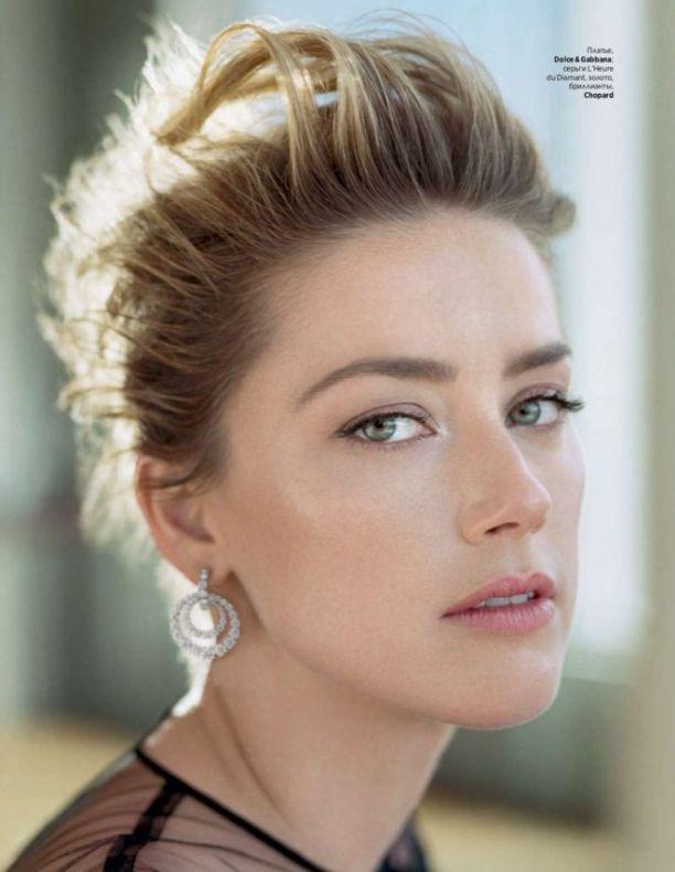 Amber Heard Photo (Эмбер Хёрд Фото) американская актриса, подружка Джонни Деппа / Страница - 11