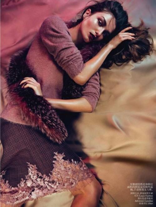 Andreea Diaconu Photo (Андреа Дьякони Фото) румынская модель / Страница - 1