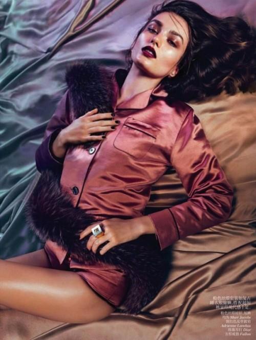 Andreea Diaconu Photo (Андреа Дьякони Фото) румынская модель / Страница - 5