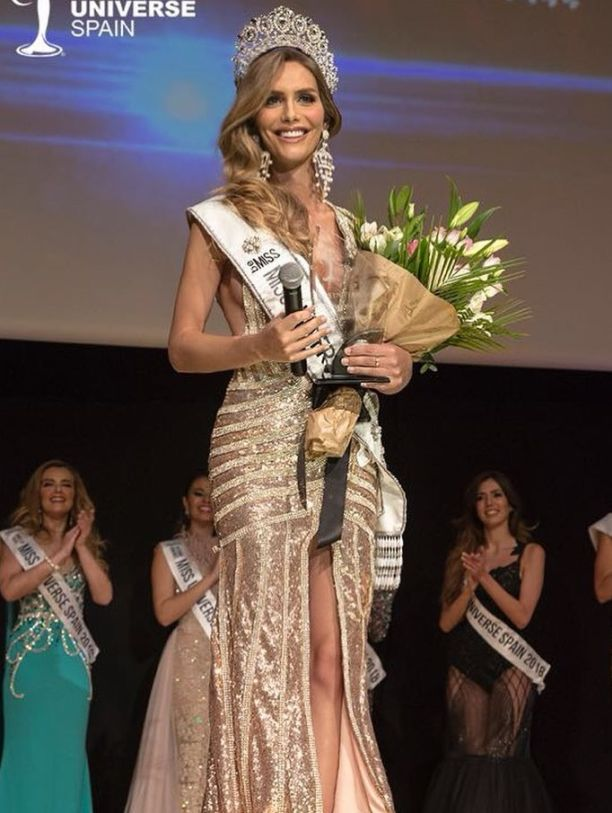 Анжела Понсе (Angela Ponce) Фото - трансгендер, победительница конкурса Мисс Испания 2018
