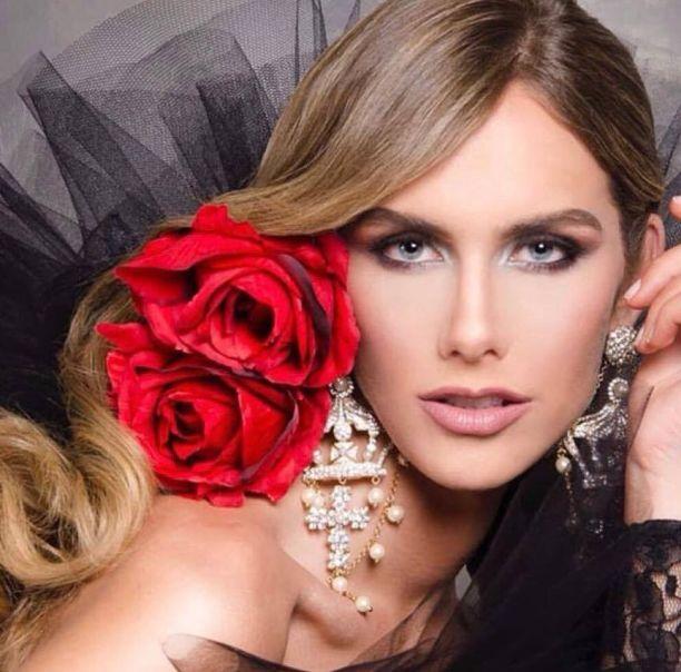Анжела Понсе (Angela Ponce) Фото - трансгендер, победительница конкурса Мисс Испания 2018 / Страница - 1