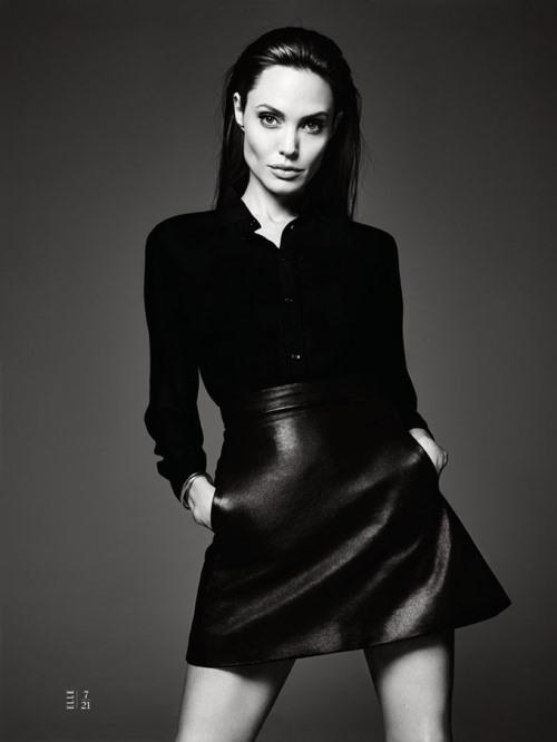 Angelina Jolie Photo (Анджелина Джоли Фото) голливудская актриса, самая красивая женщина в мире, жена Бреда Питта / Страница - 11