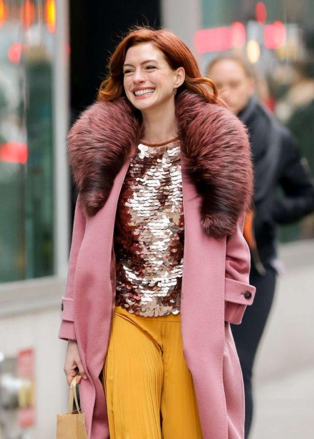Энн Хэттевей (Anne Hathaway) Фото - американская актриса