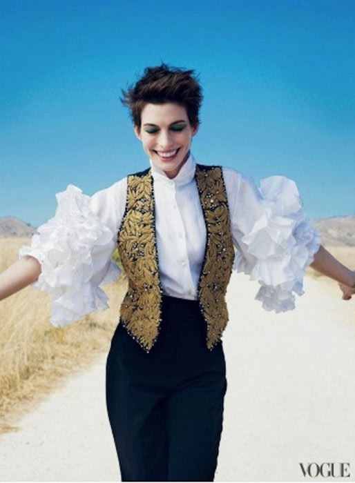 Anne Hathaway Photo (Энн Хэттевей Фото) американская актриса / Страница - 1