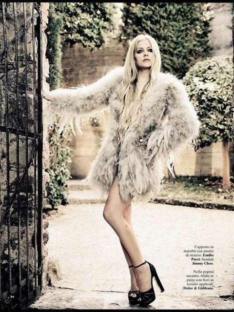 Avril Lavigne Photo (Аврил Лавин Фото) американская певица / Страница - 4