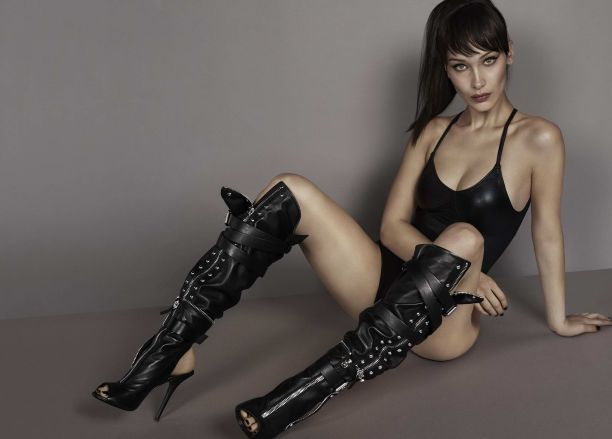 Белла Хадид (Bella Hadid) Фото - модель