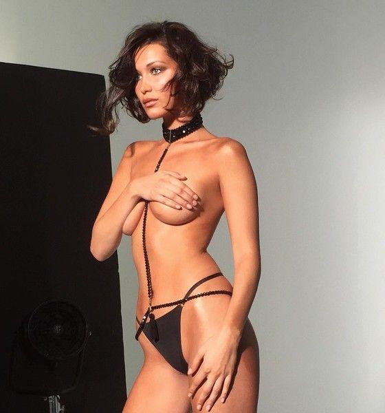 Bella Hadid (Белла Хадид) Фото - модель / Страница - 12