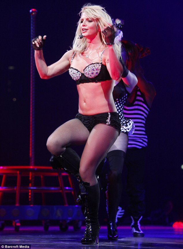 Britney crotchless pic