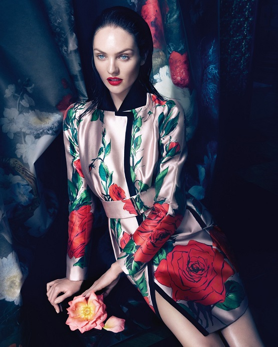Candice Swanepoel Photo (Кэндис Свейнпол Фото) южноафриканская модель / Страница - 1