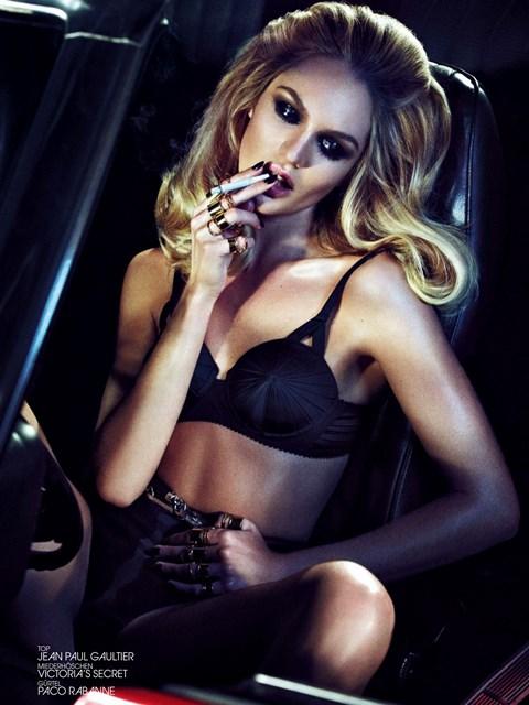 Candice Swanepoel Photo (Кэндис Свейнпол Фото) южноафриканская модель / Страница - 3