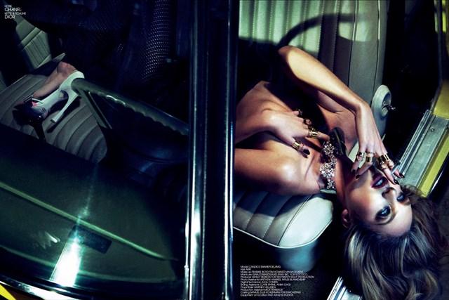 Candice Swanepoel Photo (Кэндис Свейнпол Фото) южноафриканская модель / Страница - 6