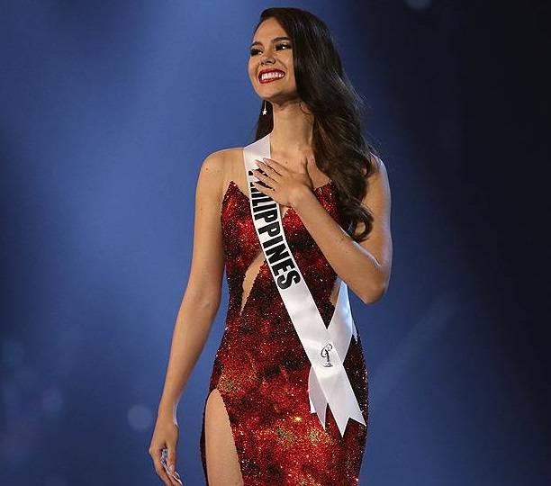 Катриона Грэй (Catriona Gray) Фото - Мисс Вселенная 2018 / Страница - 1