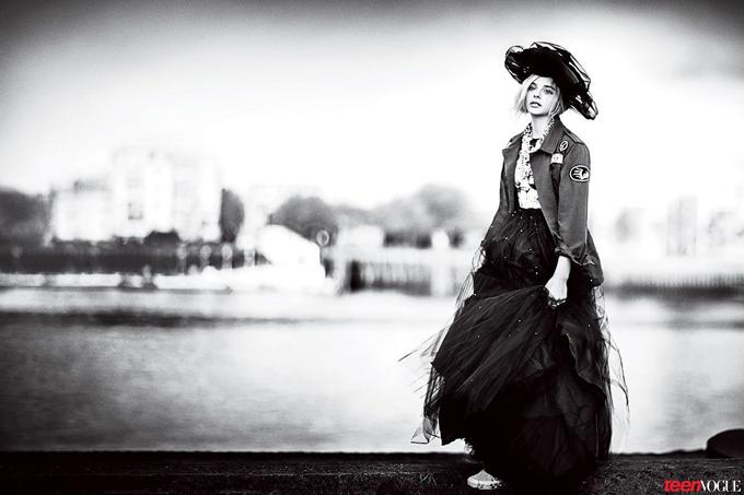 Chloe Moretz Photo (Хлоэ Морец Фото) американская актриса, модель / Страница - 1