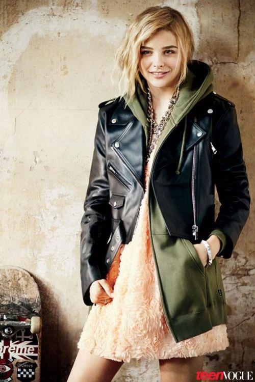 Chloe Moretz Photo (Хлоэ Морец Фото) американская актриса, модель / Страница - 2