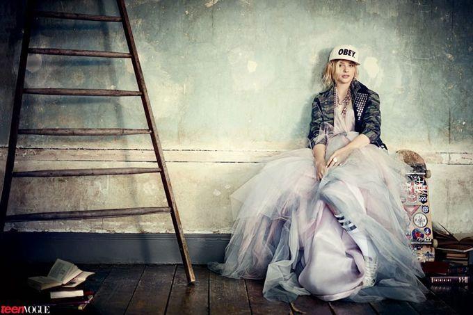 Chloe Moretz Photo (Хлоэ Морец Фото) американская актриса, модель
