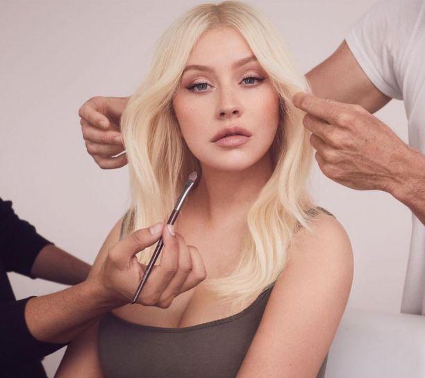 Christina Aguilera Photo (Кристина Агилера Фото) американская певица / Страница - 17