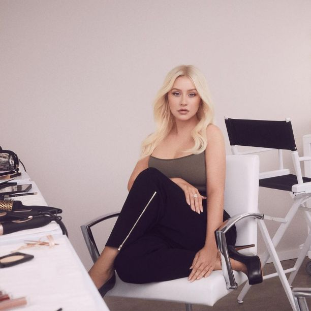 Christina Aguilera Photo (Кристина Агилера Фото) американская певица / Страница - 18