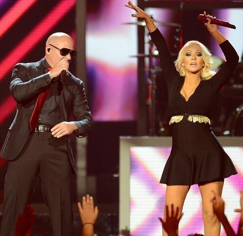 Christina Aguilera Photo (Кристина Агилера Фото) американская певица / Страница - 1