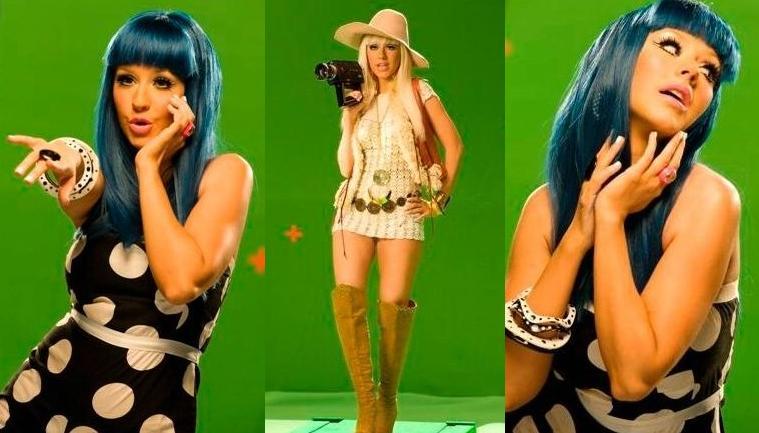 Christina Aguilera Photo (Кристина Агилера Фото) американская певица / Страница - 7