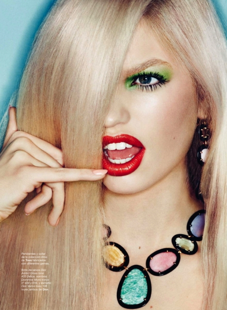 Daphne Groeneveld Photo (Дафна Грёнфельд Фото) голландская модель / Страница - 6