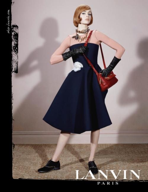 Edie Campbell Photo (Эди Кэмпбелл Фото) британская модель / Страница - 1