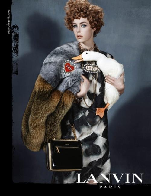 Edie Campbell Photo (Эди Кэмпбелл Фото) британская модель / Страница - 2