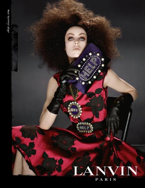 Edie Campbell Photo (Эди Кэмпбелл Фото) британская модель / Страница - 3