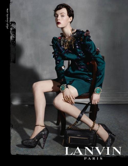 Edie Campbell Photo (Эди Кэмпбелл Фото) британская модель / Страница - 4
