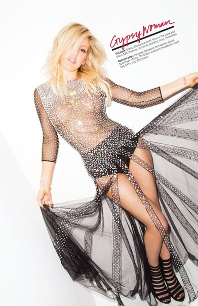 Ellie Goulding Photo (Элли Голдинг Фото) зарубежная певица / Страница - 2