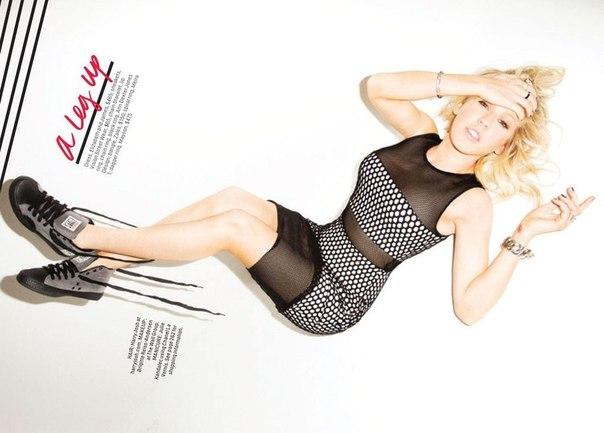 Ellie Goulding Photo (Элли Голдинг Фото) зарубежная певица / Страница - 3