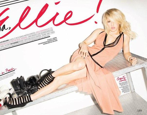 Ellie Goulding Photo (Элли Голдинг Фото) зарубежная певица / Страница - 4