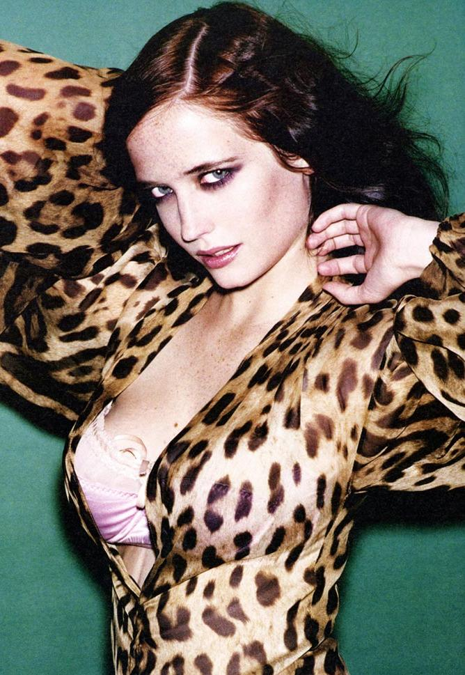 Interview (US) - May 2005 - Eva Green Web Photo Gallery.