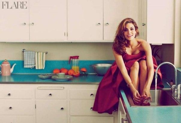 Eva Mendes Photo (Ева Мендес Фото) голливудская актриса / Страница - 2