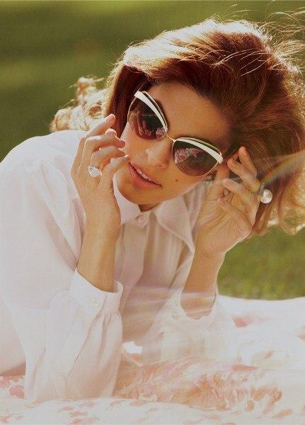 Eva Mendes Photo (Ева Мендес Фото) голливудская актриса / Страница - 5