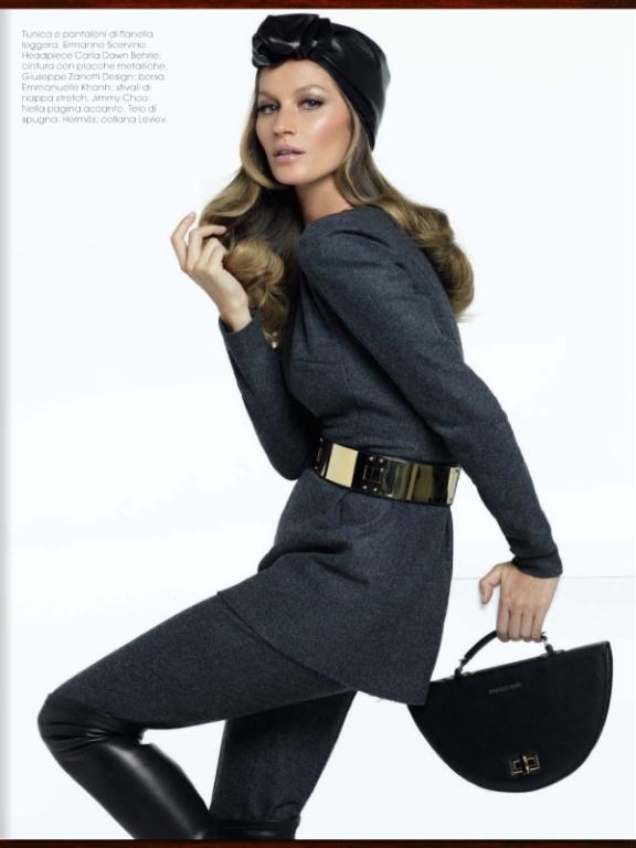 Gisele Bundchen Photo (Жизель Бюндхен Фото) зарубежная модель и актриса / Страница - 4