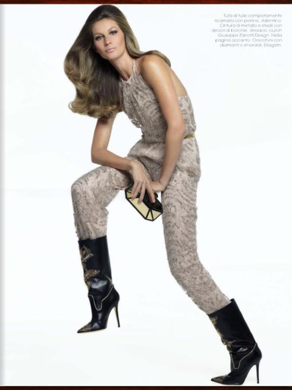 Gisele Bundchen Photo (Жизель Бюндхен Фото) зарубежная модель и актриса / Страница - 5